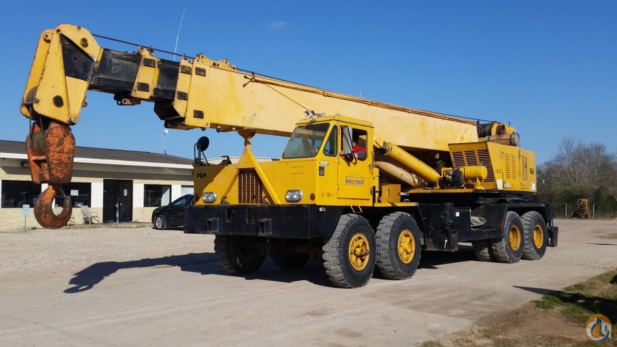 1978 PH T750 Crane for Sale in Brookshire Texas on CraneNetwork.com