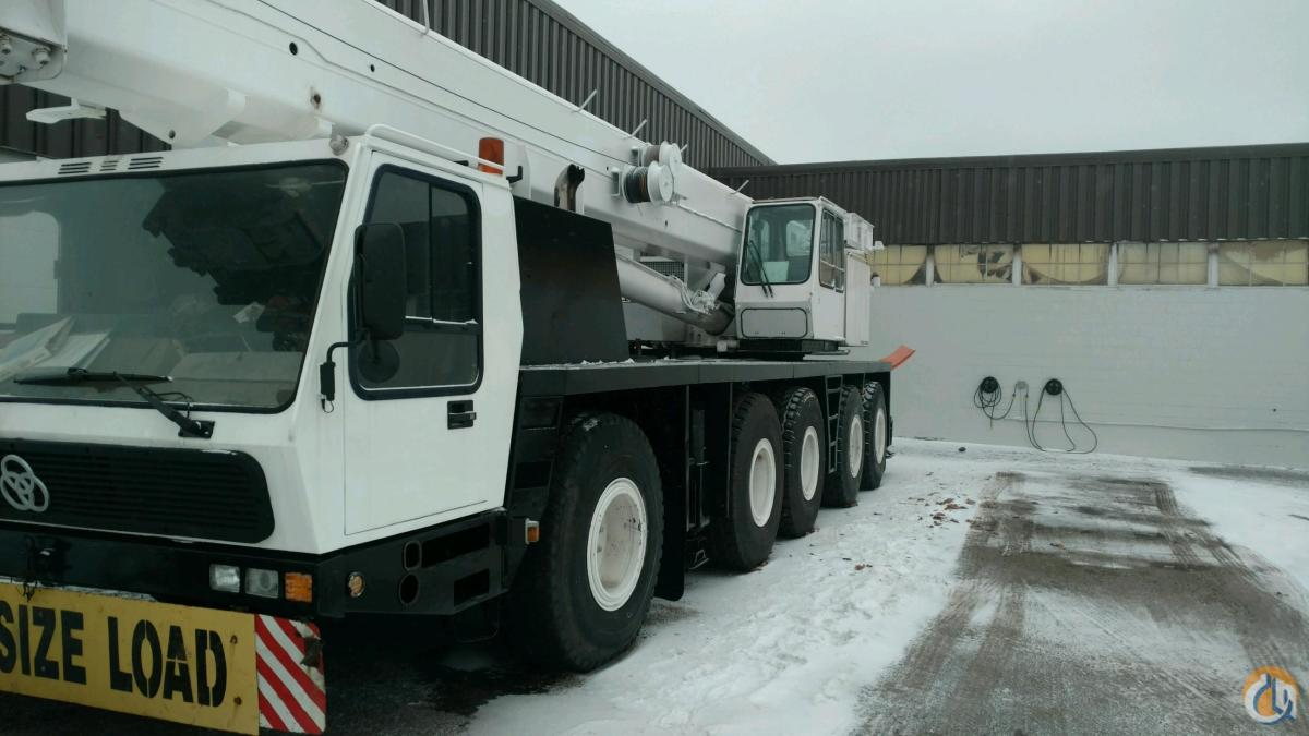 Sold 1990 KMK 5090B Crane for  in Adrian Michigan on CraneNetwork.com
