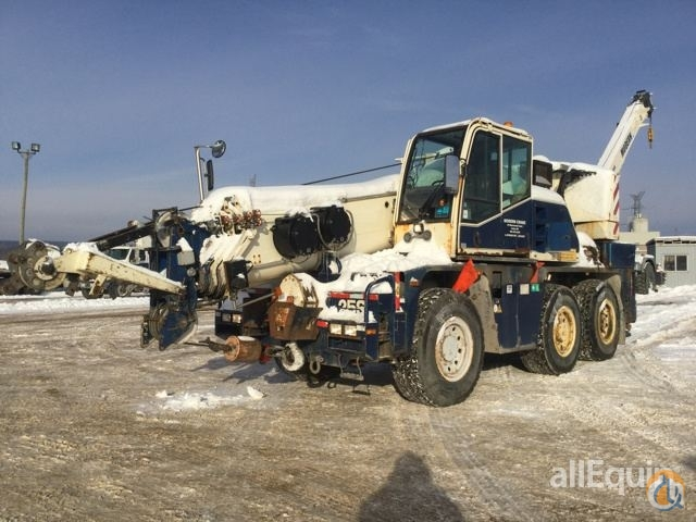 Sold 2005 Terex Demag AC40CITY All Terrain Crane Crane for  on CraneNetwork.com