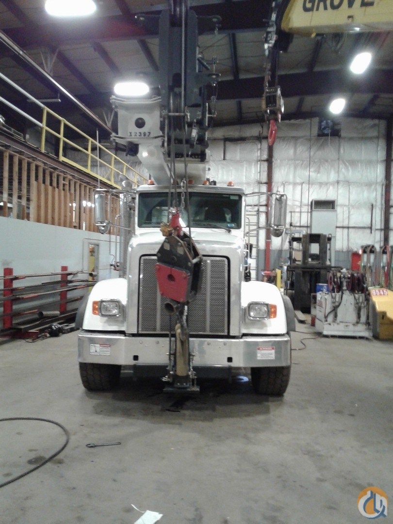 2016 National NBT45127 Crane for Sale in Elkhart Indiana on CraneNetwork.com