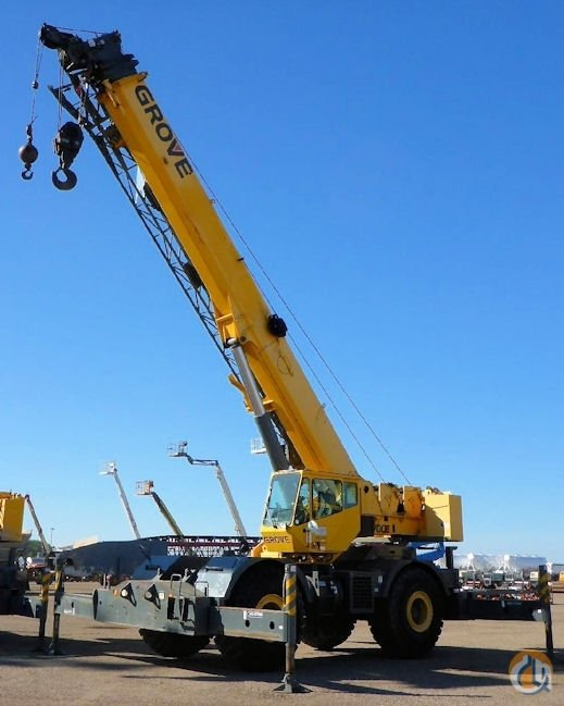 2005 grove rt 760e crane for sale or rent in fort pierce florida on rh cranenetwork com