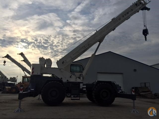 2014 TEREX RT555-1 Crane for Sale in Billerica Massachusetts on CraneNetwork.com