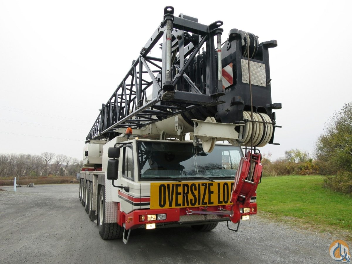 2009 TADANO ATF 220-G5 LINK BELT ATC-3250 Crane for Sale or Rent in Baltimore Maryland on CraneNetwork.com