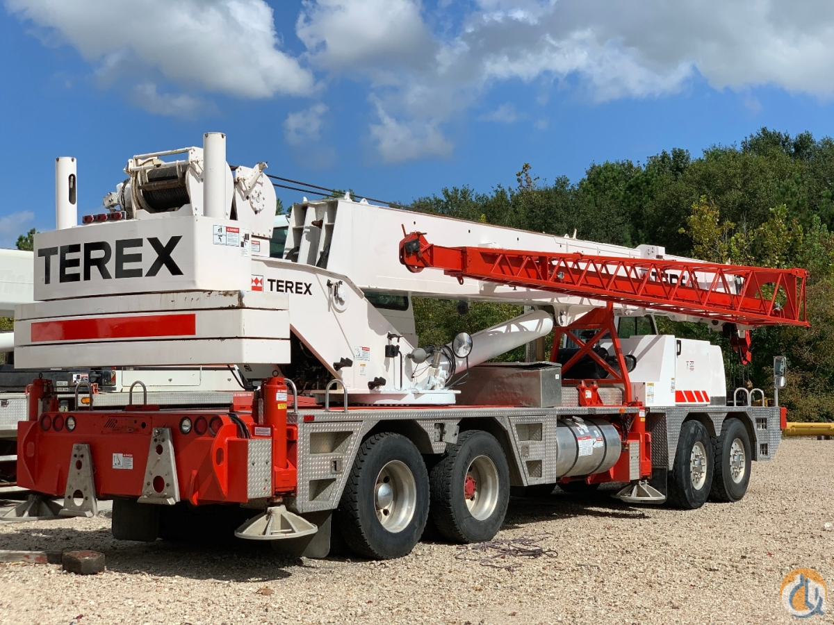 2005 TEREX T560-1 TRUCK CRANE Crane for Sale in Houston Texas on CraneNetwork.com