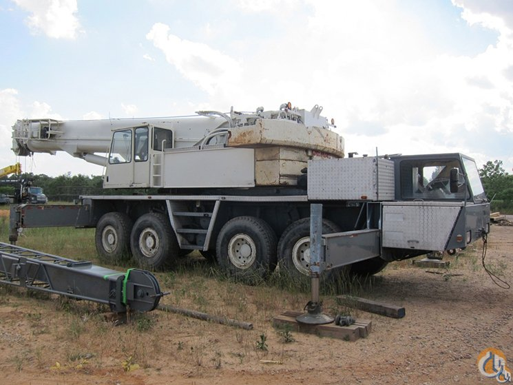 1990 DEMAG AC-265 Crane for Sale on CraneNetwork.com