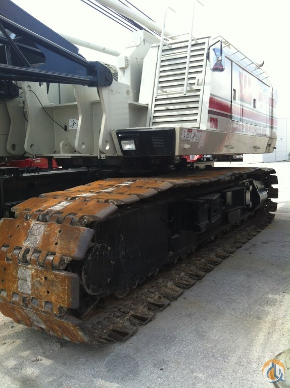 Link-Belt LS218H For Sale Crane for Sale in Baton Rouge Louisiana on CraneNetwork.com