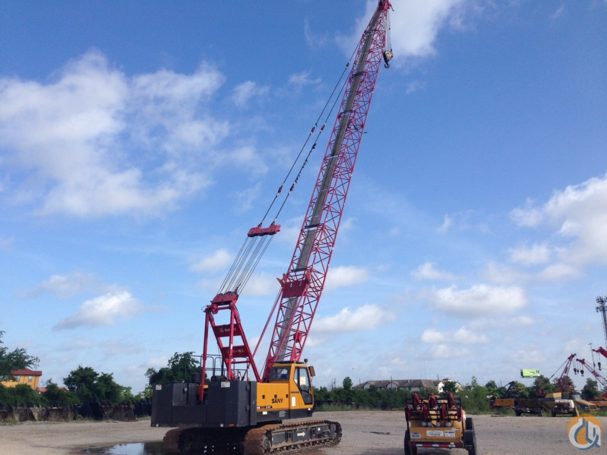 CLOSE TO HOUSTON  GALVESTON PORTS Crane for Sale or Rent in Humble Texas on CraneNetwork.com