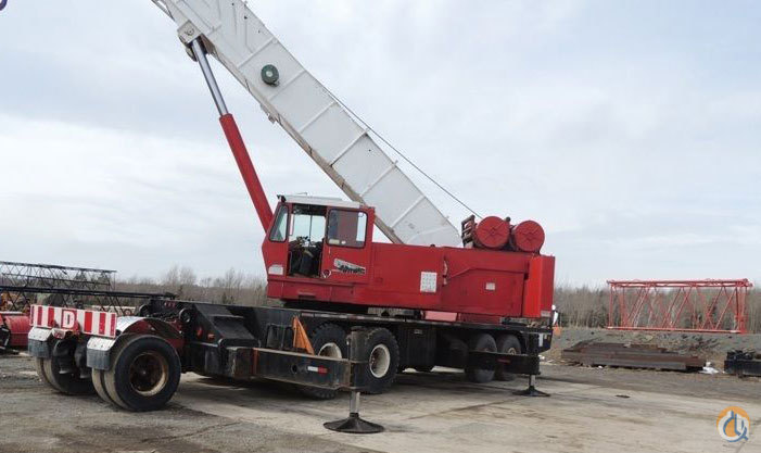 1981 Grove TMS865 Crane for Sale in Santa Teresa New Mexico on CraneNetwork.com
