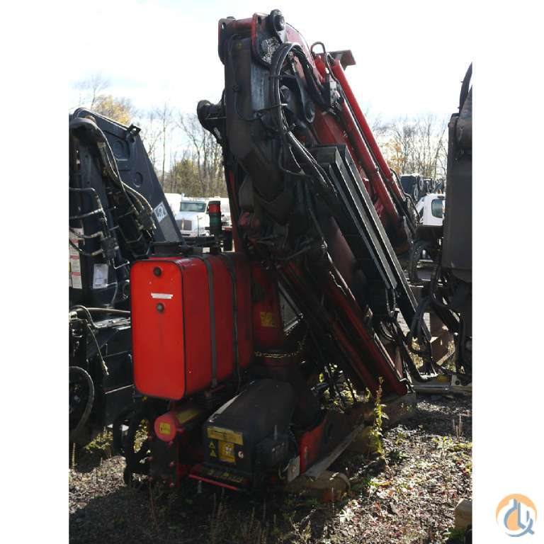 2001 FASSI F270A.23 K573 Crane for Sale in Hatfield Pennsylvania on CraneNetwork.com