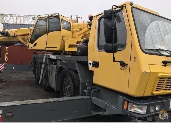 2005 GROVE GMK3055 Crane for Sale on CraneNetwork.com