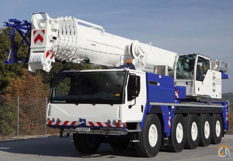 Sold 2011 Liebherr LTM-1095-5.1 - Almost New - Priced for Quick Sale  Crane for  on CraneNetwork.com