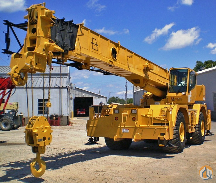 GROVE RT855B FOR SALE Crane for Sale in Nitro West Virginia on CraneNetwork.com