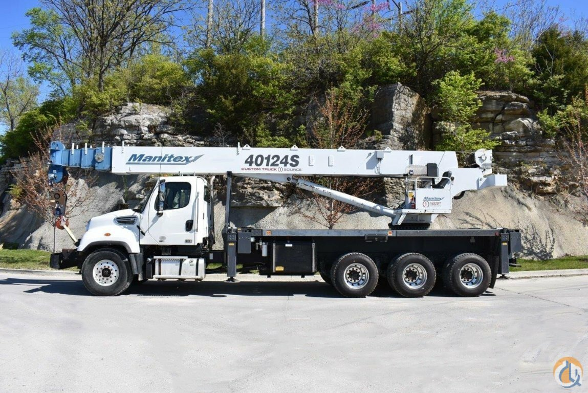 2015 Manitex 40124S Crane for Sale in Kansas City Missouri on CraneNetwork.com
