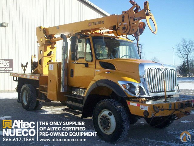 2007 TEREX L4042 Crane for Sale in Fort Wayne Indiana on CraneNetwork.com