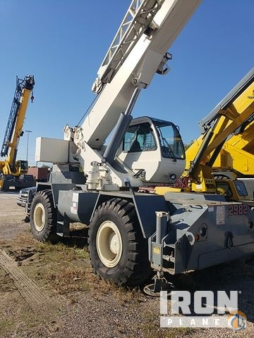 Sold 2003 Terex RT230 Rough Terrain Crane Crane for  in La Porte Texas on CraneNetwork.com