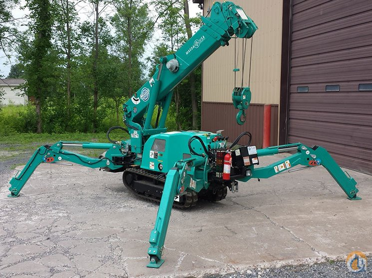 2014 Maeda MC285CRME-2 For Sale Crane for Sale in Oxford Massachusetts on CraneNetworkcom