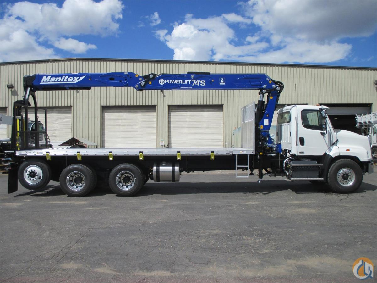 2015 PM PL74 Crane for Sale or Rent in Bridgeview Illinois on CraneNetworkcom