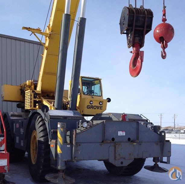 Grove RT9100 For Sale Crane for Sale in Saskatoon Saskatchewan on CraneNetwork.com