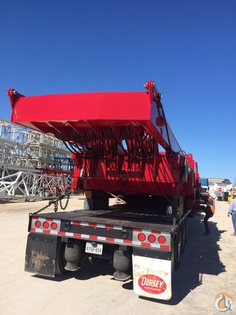2007 MANITOWOC 16000 Crane for Sale in Houston Texas on CraneNetwork.com