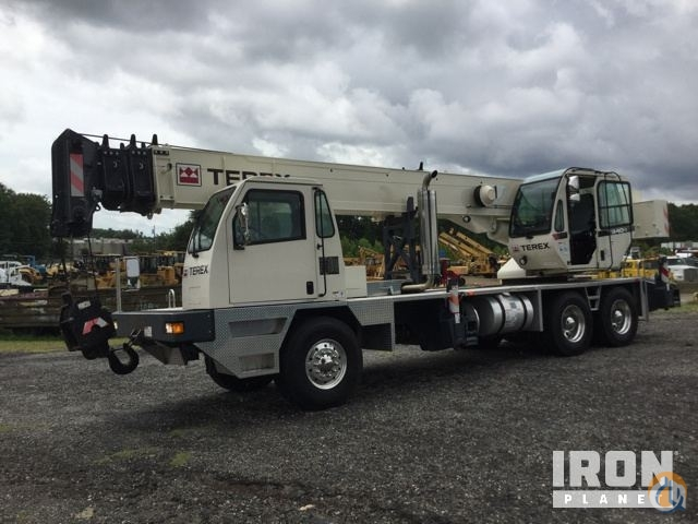 Sold 2014 Terex T340-1 Hydraulic Truck Crane Crane for  in Spartanburg South Carolina on CraneNetwork.com