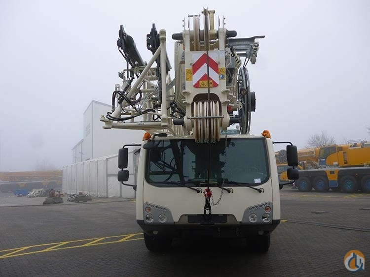 2019 DEMAG AC130-5 Crane for Sale in San Leandro California on CraneNetwork.com