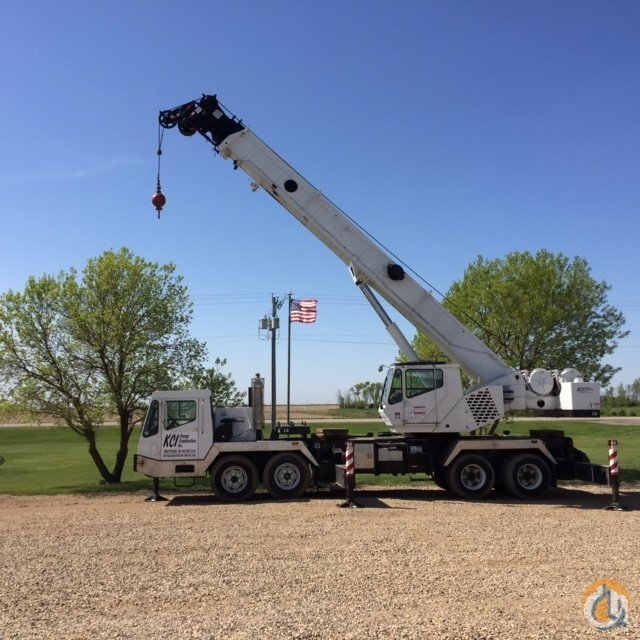 Sold 2000 GROVE TMS750B Crane for  in Brentford South Dakota on CraneNetwork.com