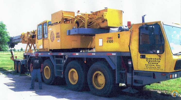 1996 Grove 4100 Crane for Sale in Wyndmere North Dakota on CraneNetwork.com