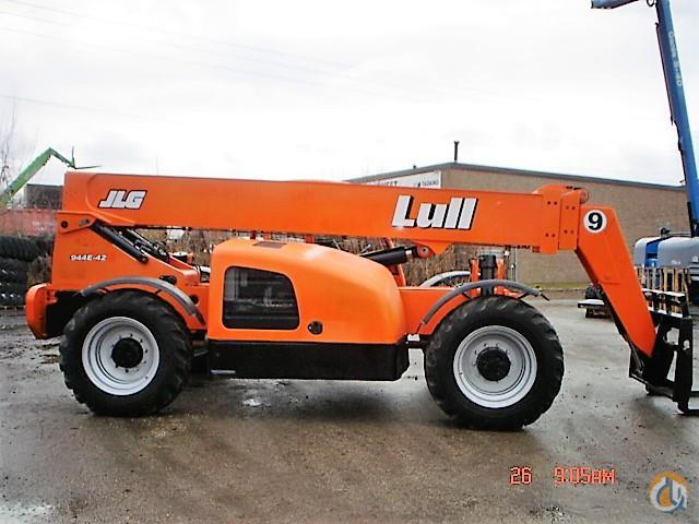 2007 LULL 944E-40 Crane for Sale on CraneNetworkcom