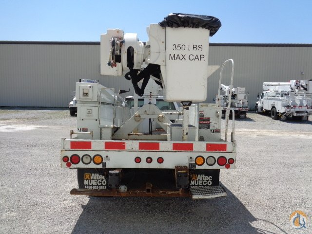 2010 Altec TA37M Crane for Sale in Fort Wayne Indiana on CraneNetworkcom