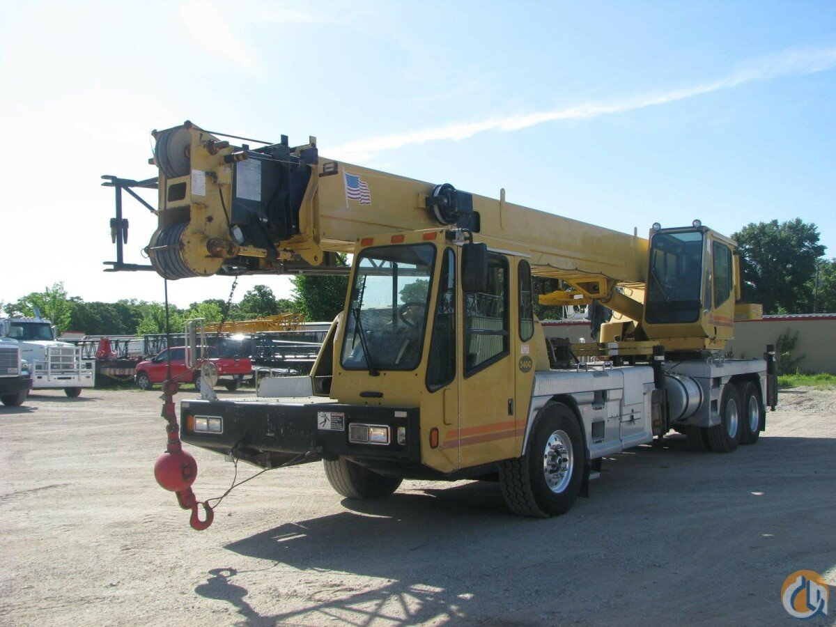 1998 GROVE TMS540 Crane for Sale in Lewisville Texas on