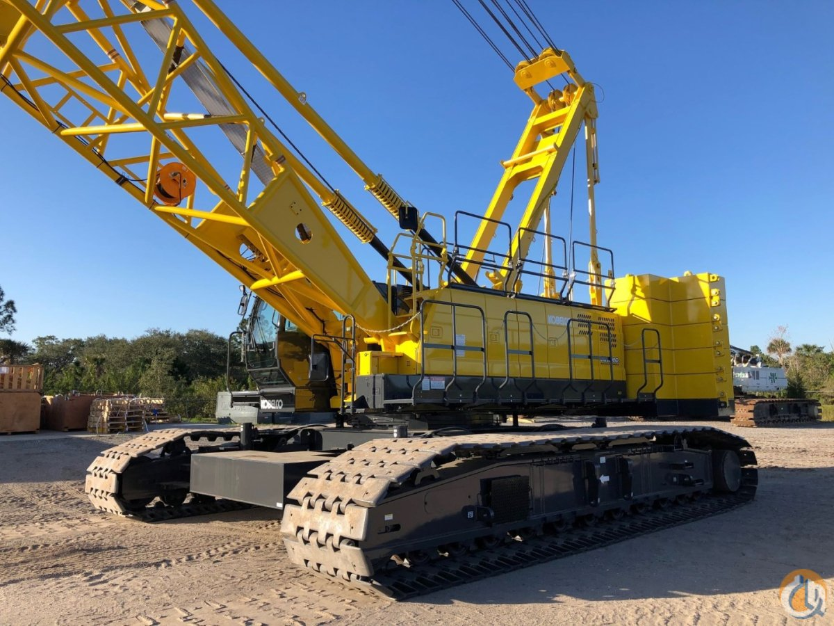 NEW 2020 KOBELCO CK-1600G-2 Crane for Sale or Rent in Titusville Florida on CraneNetwork.com
