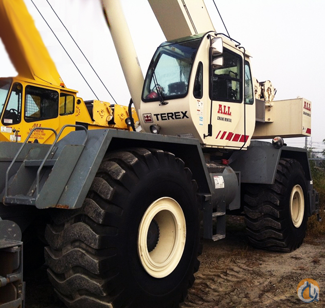 2007 Terex RT780 For Sale Crane for Sale in Tampa Florida on CraneNetwork.com