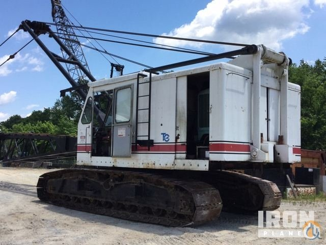 Sold 1972 Link-Belt LS-318 Lattice-Boom Crawler Crane Crane for  in Louisville Kentucky on CraneNetwork.com