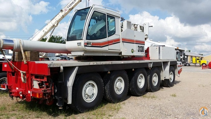 2006 LINK-BELT ATC-3130 II Crane for Sale in Houston Texas on CraneNetwork.com