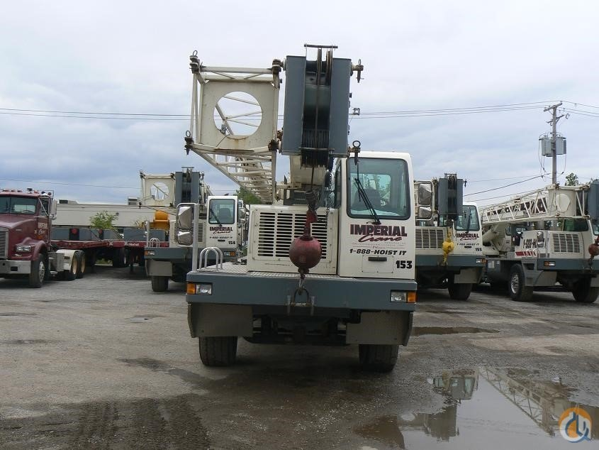2007 TEREX T335340 Crane for Sale in Bridgeview Illinois on CraneNetwork.com