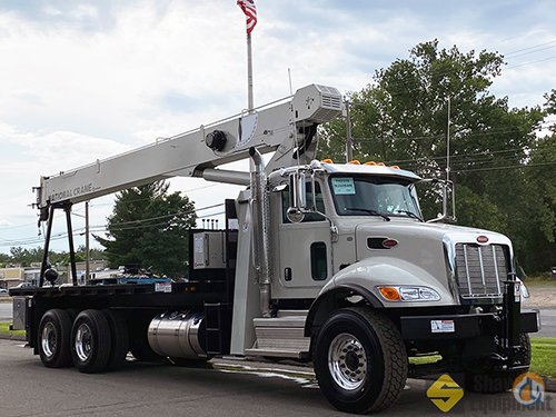 2020 National 8100D Crane for Sale in Manchester Connecticut on CraneNetwork.com