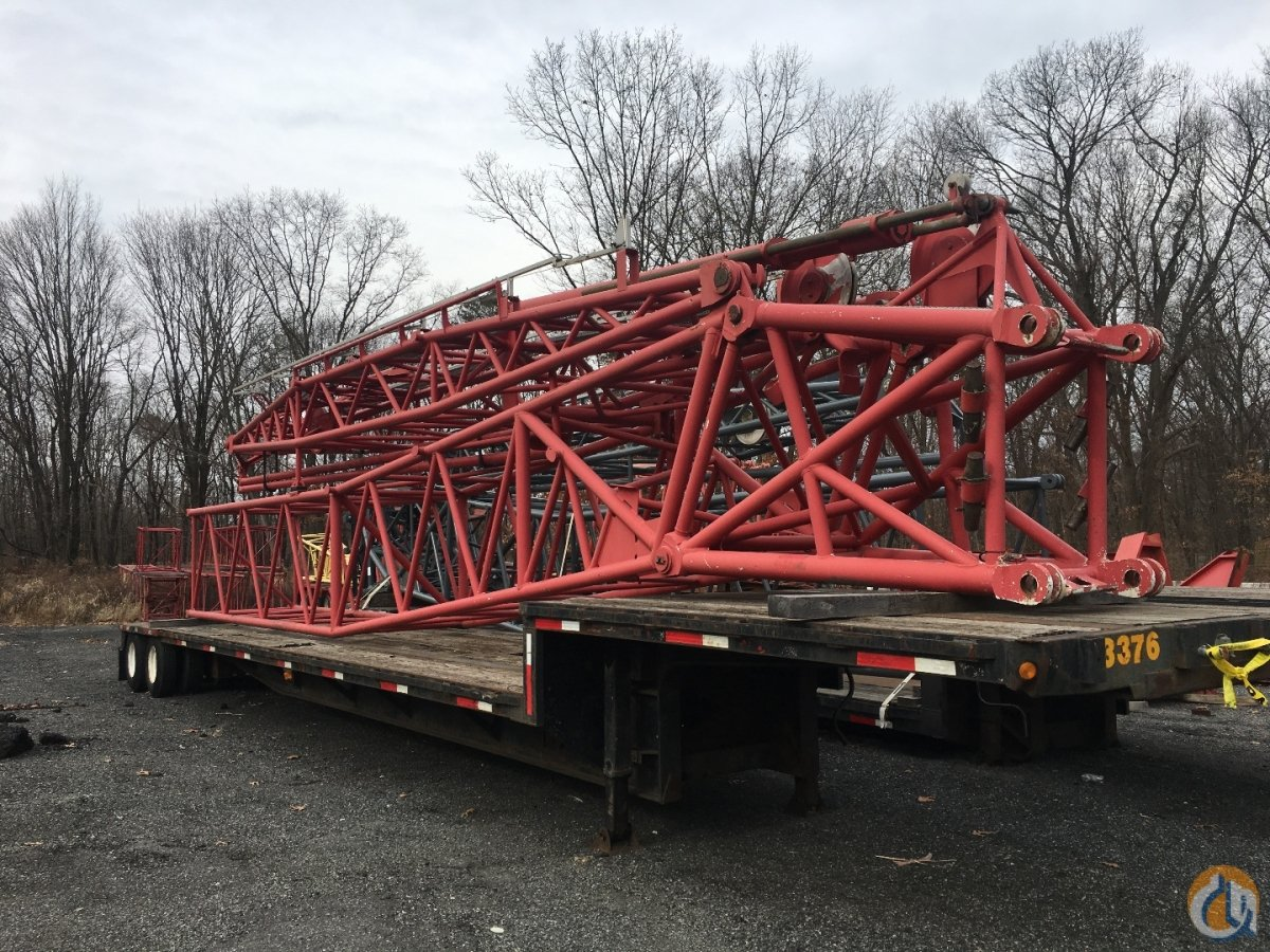 2004 GROVE GMK6350 ALL TERRAIN Crane for Sale on CraneNetwork.com