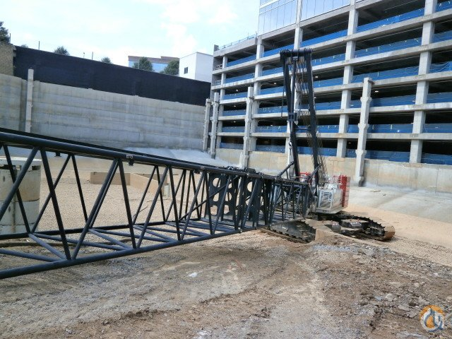 Link-Belt 348 HSL Crawler Lattice Boom Cranes Crane for Sale 2015 Link Belt 348 HSL Lattice Boom Crawler Crane in Lake City  Georgia  United States 218956 CraneNetwork