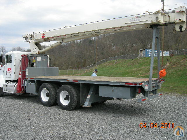 1999 Terex TC2863 Crane for Sale on CraneNetworkcom