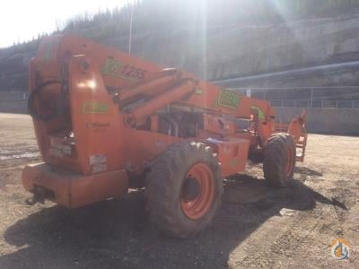 2012 Xtreme XR1255 Crane for Sale in Hudsons Hope British Columbia on CraneNetworkcom