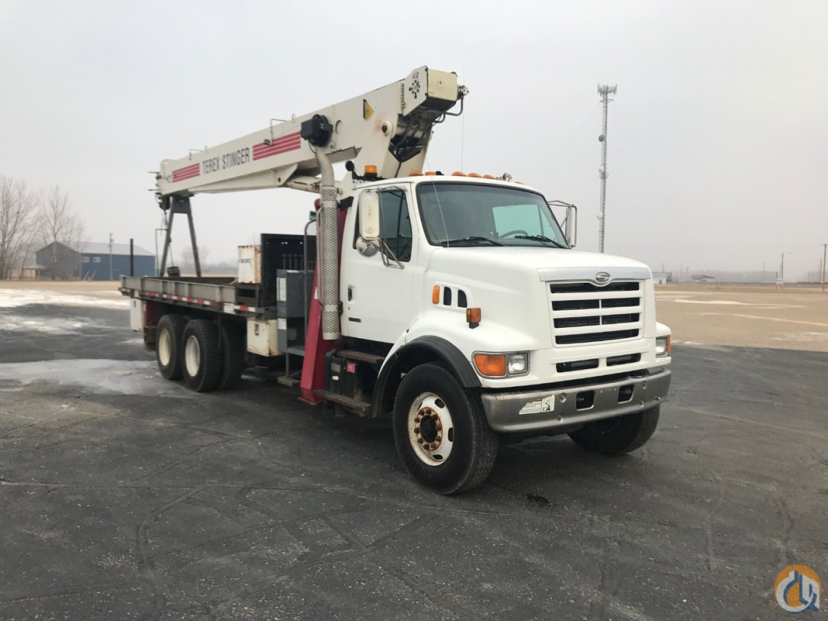 Sold 1999 Sterling L 8500 Crane for on CraneNetwork com