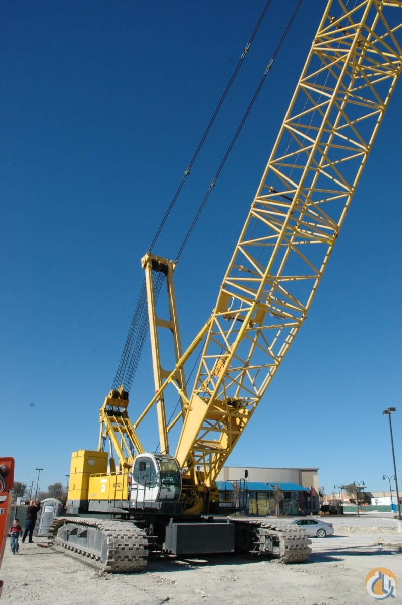 2002 Kobelco CK2500 Crane for Sale in Burleson Texas on CraneNetworkcom