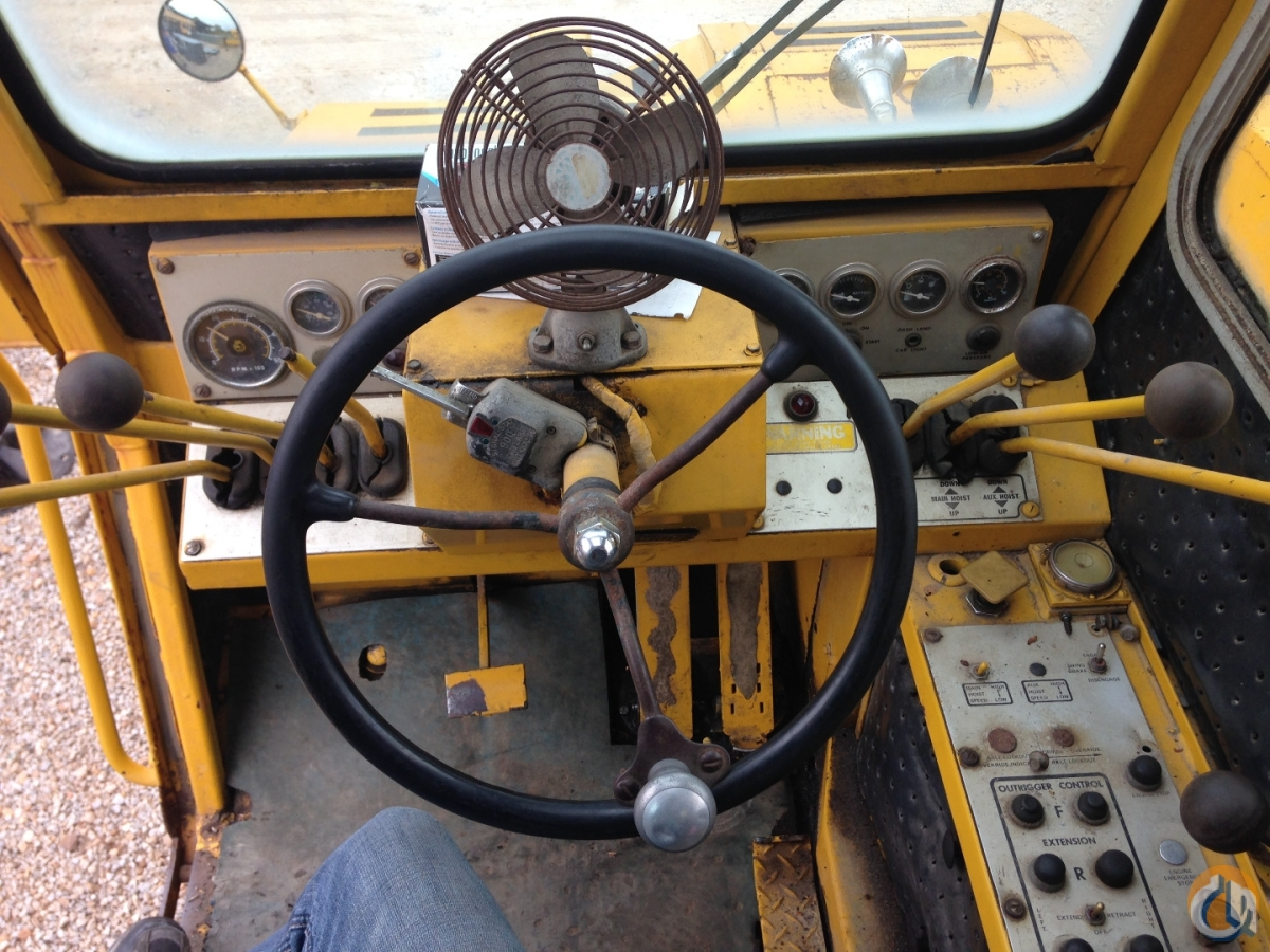 1979 GROVE RT65S Crane for Sale in Tuscumbia Alabama on CraneNetworkcom