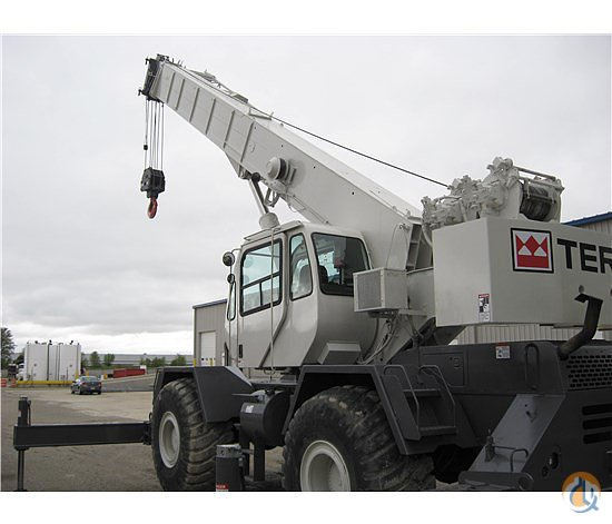 2002 Terex RT555 Crane for Sale on CraneNetworkcom