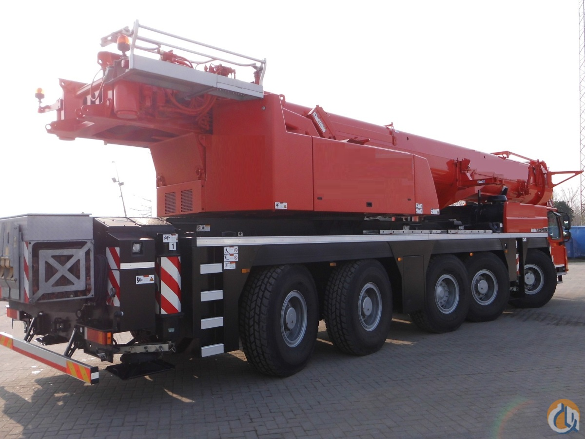 2014 Liebherr LTM 1220-1 Crane for Sale on CraneNetwork.com
