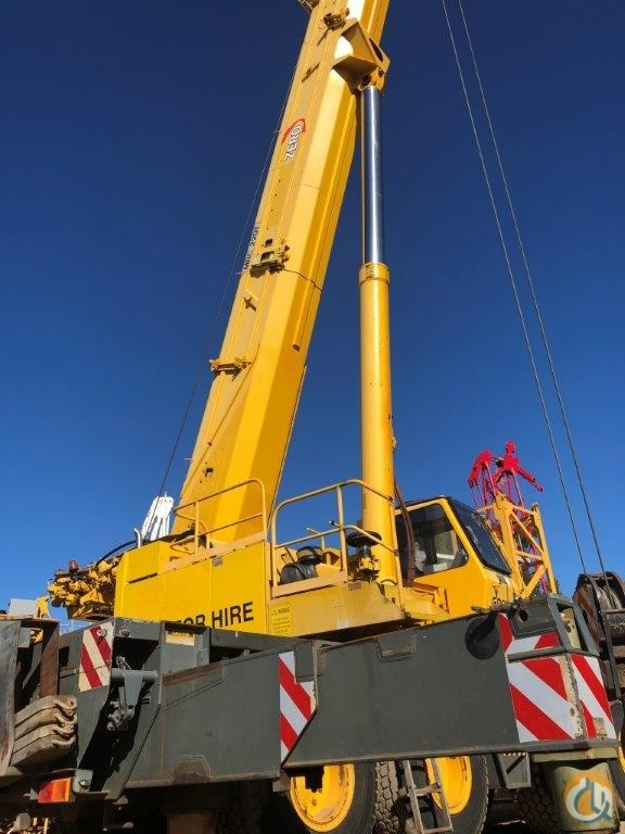 2005 Grove GMK6220 Crane for Sale on CraneNetwork.com