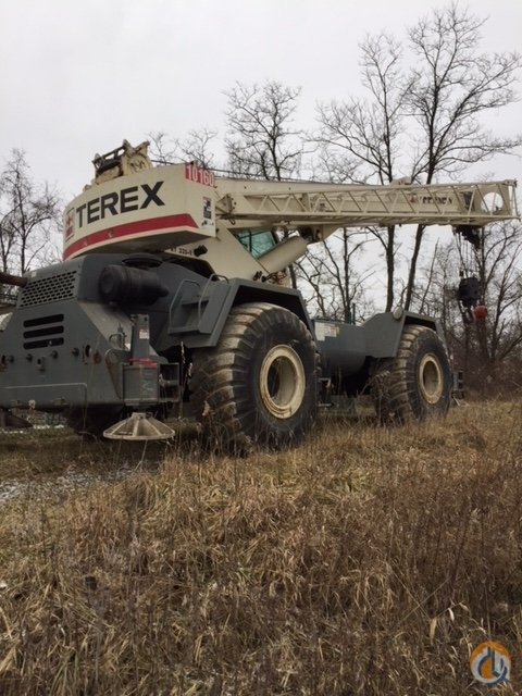 Terex RT335 For Sale Crane for Sale in Nitro West Virginia on CraneNetwork.com