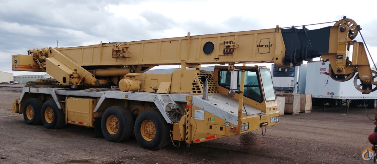 1990 Grove AT750B 50 Ton All Terrain Crane CranesList ID 404 Crane for Sale on CraneNetwork.com