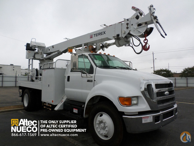 2007 TEREX C4047-TR Crane for Sale in Calera Alabama on CraneNetworkcom