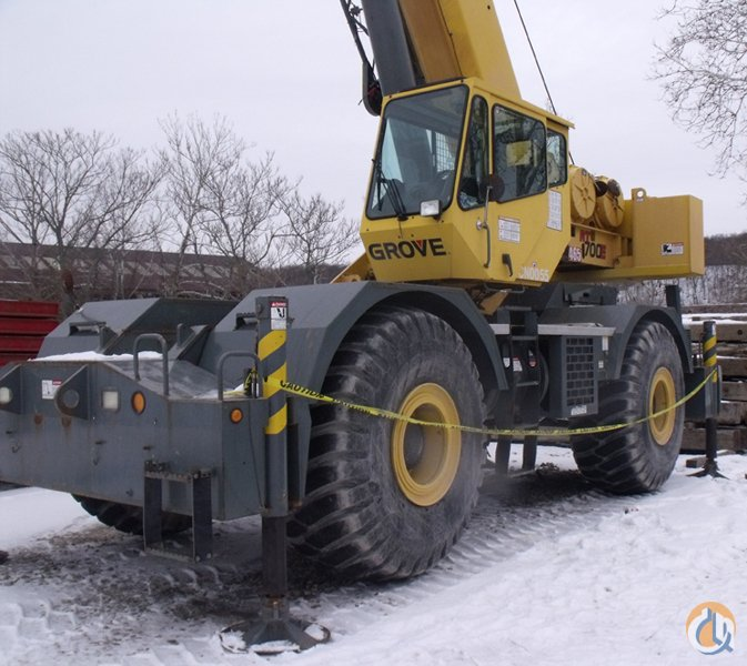 Grove RT750 For Sale Crane for Sale in Pittsburgh Pennsylvania on CraneNetwork.com